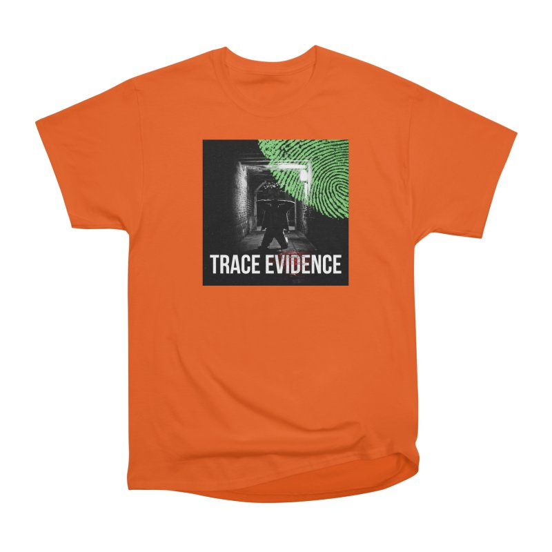 Colorized Men's T-Shirt by Trace Evidence - A True Crime Podcast