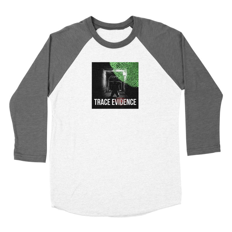 Colorized Women's Longsleeve T-Shirt by Trace Evidence - A True Crime Podcast