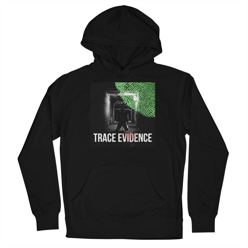 Colorized Men's French Terry Pullover Hoody by Trace Evidence - A True Crime Podcast
