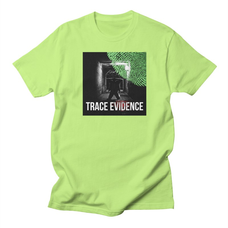 Colorized Women's Regular Unisex T-Shirt by Trace Evidence - A True Crime Podcast