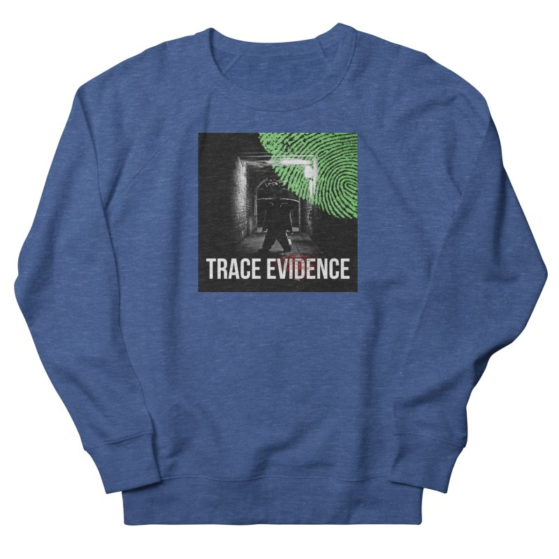Colorized Men's Sweatshirt by Trace Evidence - A True Crime Podcast
