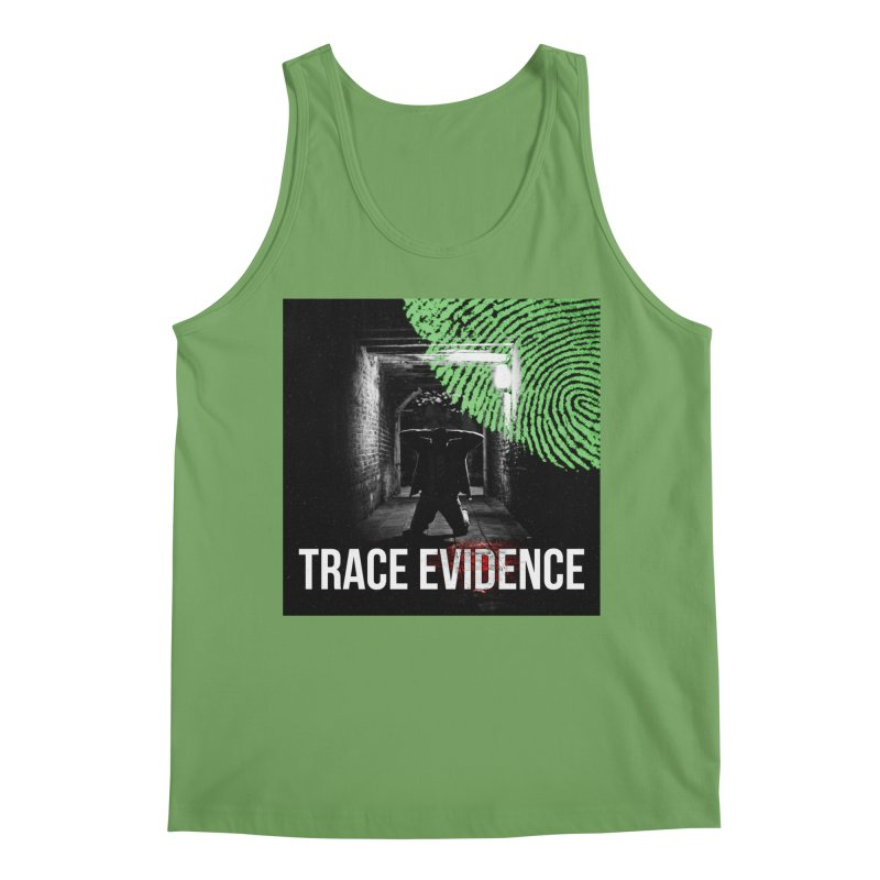 Colorized Men's Tank by Trace Evidence - A True Crime Podcast