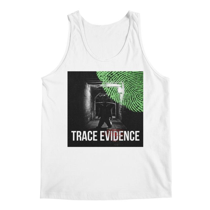 Colorized Men's Tank by Trace Evidence - A True Crime Podcast