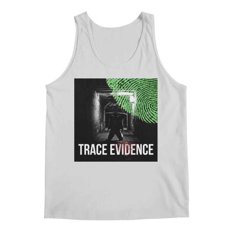 Colorized Men's Regular Tank by Trace Evidence - A True Crime Podcast