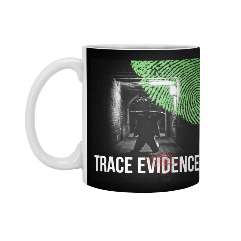 Colorized Accessories Standard Mug by Trace Evidence - A True Crime Podcast