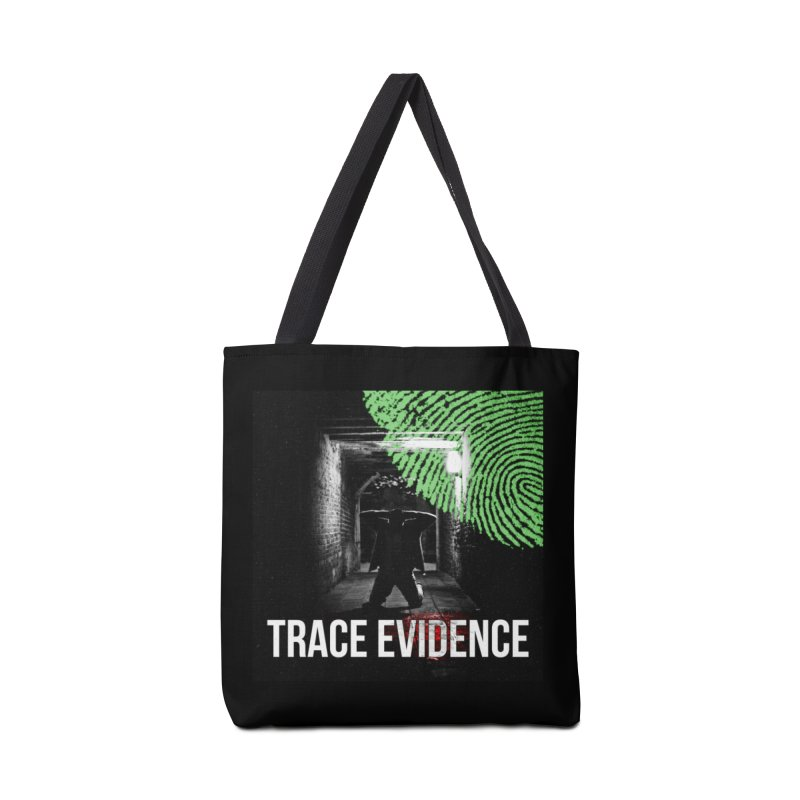 Colorized Accessories Tote Bag Bag by Trace Evidence - A True Crime Podcast