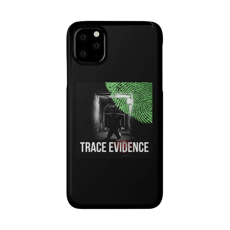 Colorized Accessories Phone Case by Trace Evidence - A True Crime Podcast