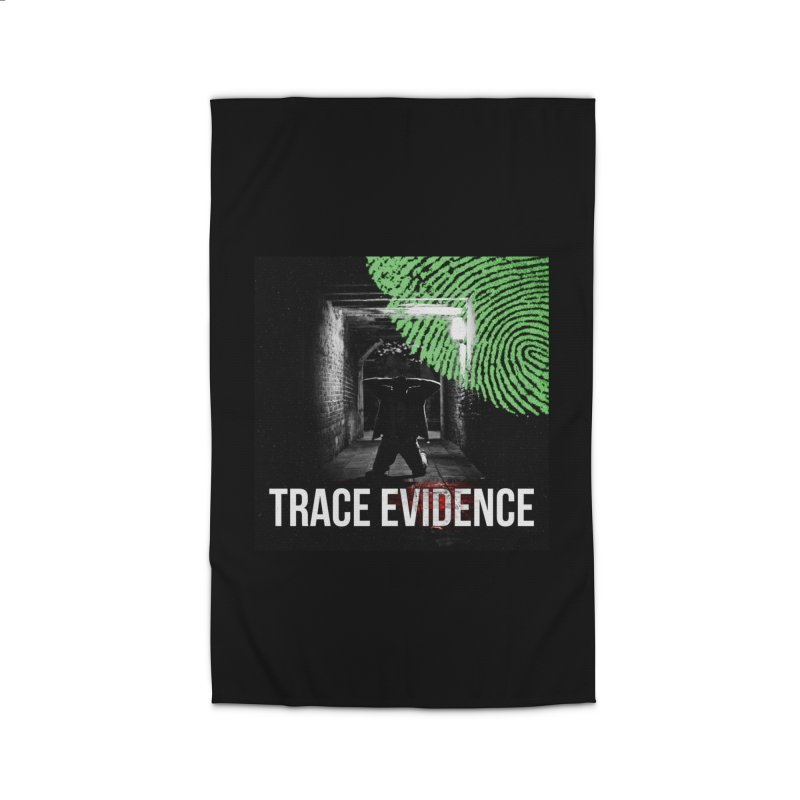 Colorized Home Rug by Trace Evidence - A True Crime Podcast
