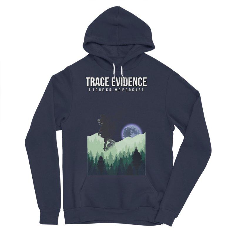 Vanishing Men's Sponge Fleece Pullover Hoody by Trace Evidence - A True Crime Podcast
