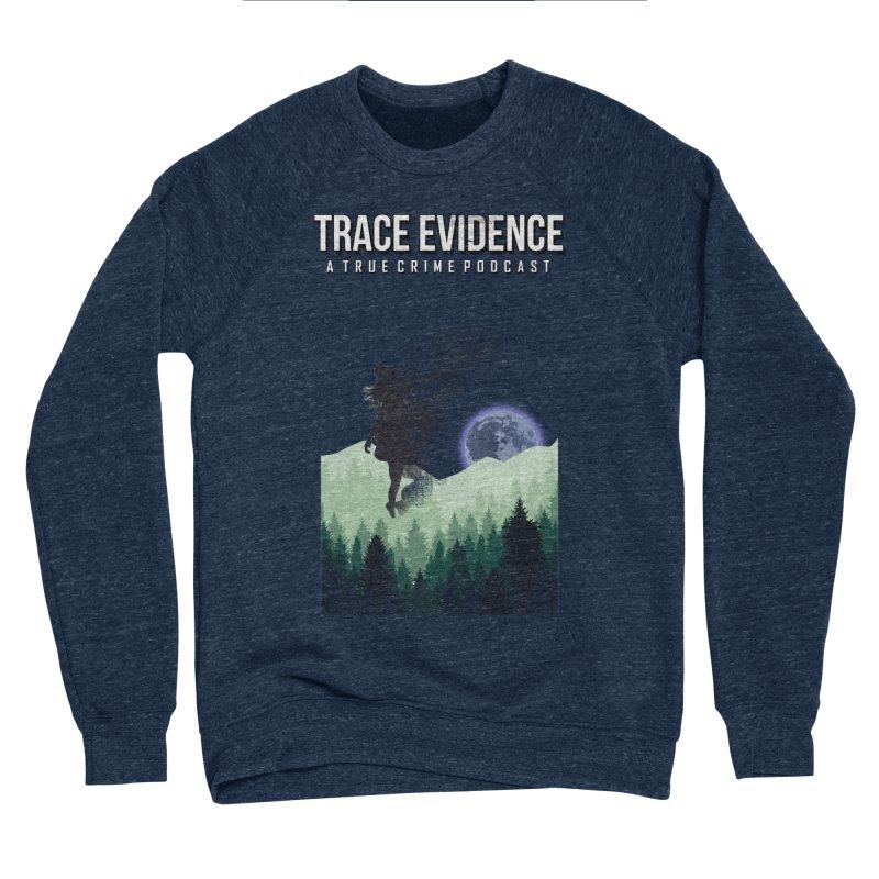 Vanishing Men's Sponge Fleece Sweatshirt by Trace Evidence - A True Crime Podcast