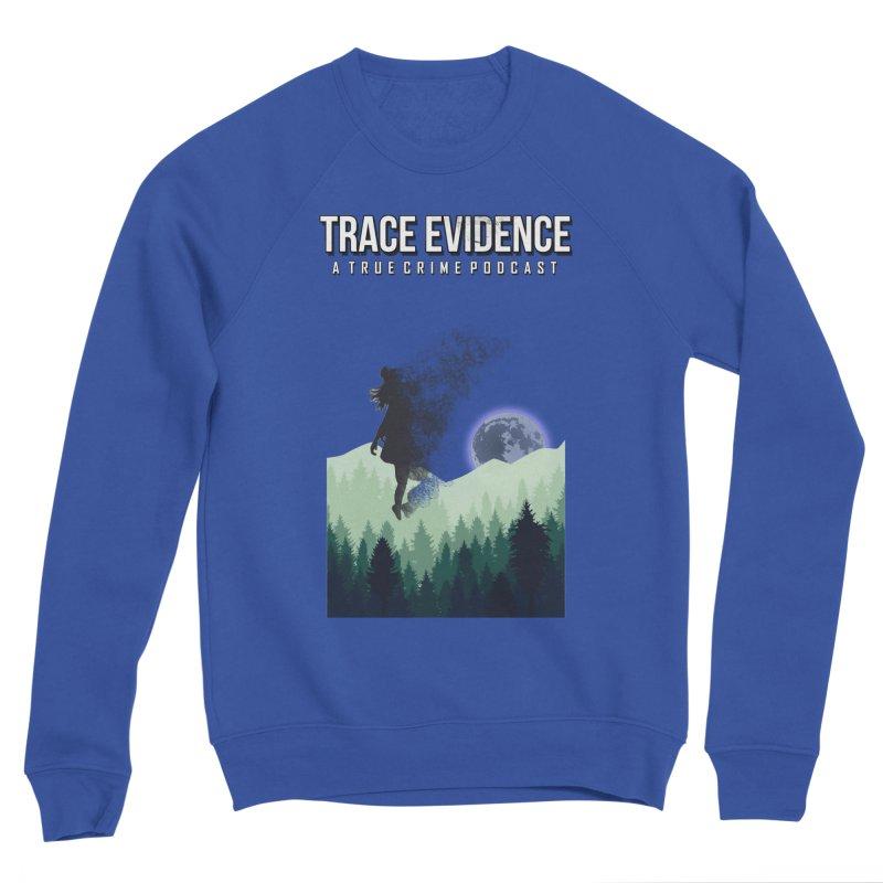 Vanishing Women's Sponge Fleece Sweatshirt by Trace Evidence - A True Crime Podcast