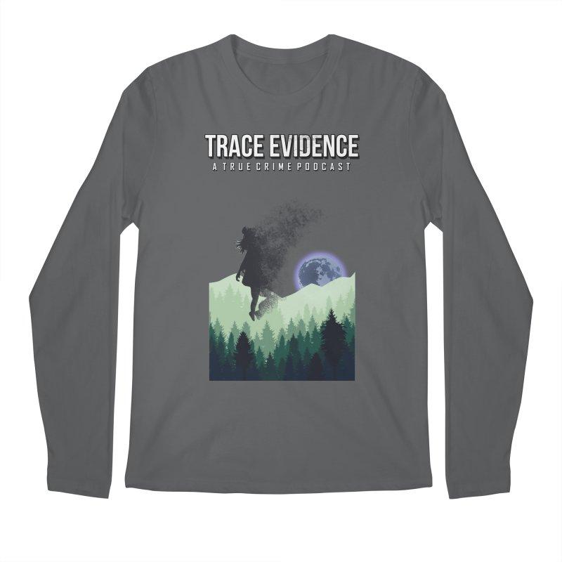 Vanishing Men's Longsleeve T-Shirt by Trace Evidence - A True Crime Podcast