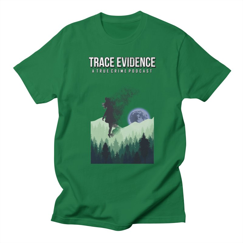 Vanishing Women's Regular Unisex T-Shirt by Trace Evidence - A True Crime Podcast