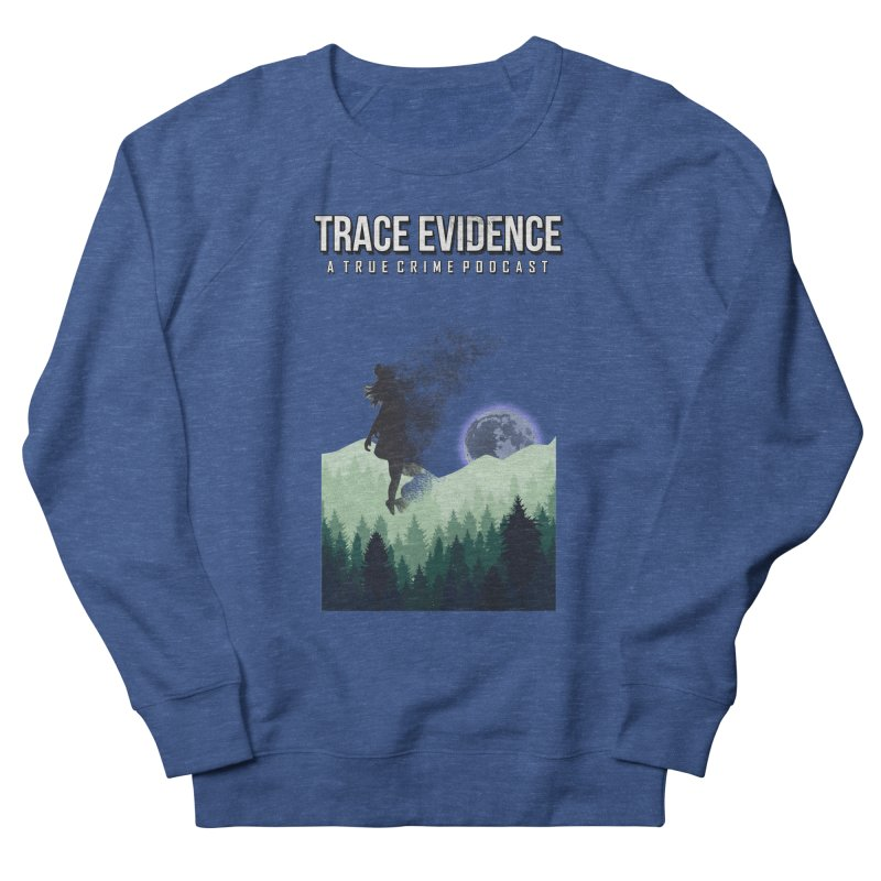 Vanishing Men's Sweatshirt by Trace Evidence - A True Crime Podcast