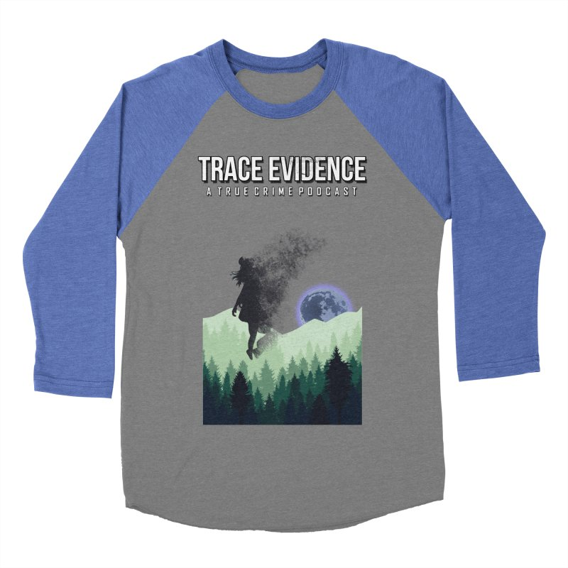 Vanishing Women's Longsleeve T-Shirt by Trace Evidence - A True Crime Podcast