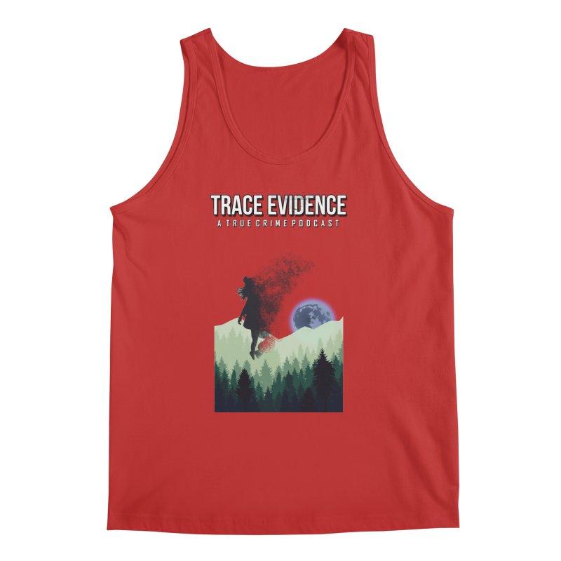 Vanishing Men's Regular Tank by Trace Evidence - A True Crime Podcast