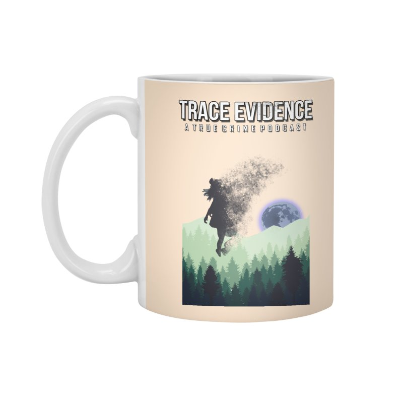 Vanishing Accessories Standard Mug by Trace Evidence - A True Crime Podcast