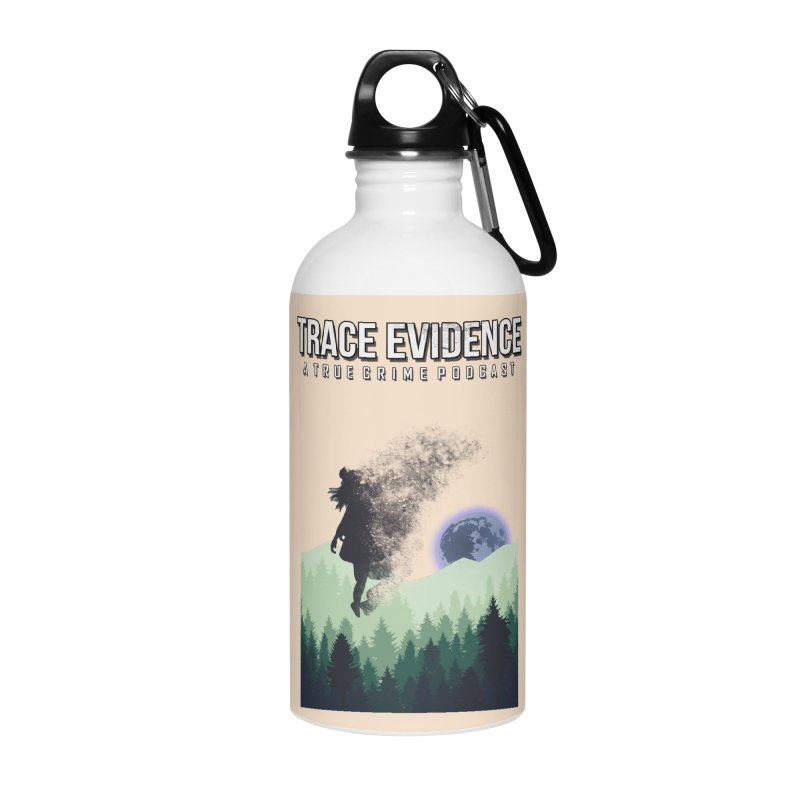 Vanishing Accessories Water Bottle by Trace Evidence - A True Crime Podcast