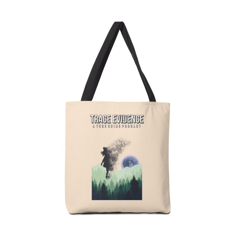 Vanishing Accessories Tote Bag Bag by Trace Evidence - A True Crime Podcast