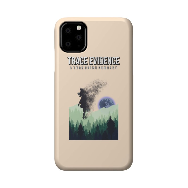 Vanishing Accessories Phone Case by Trace Evidence - A True Crime Podcast