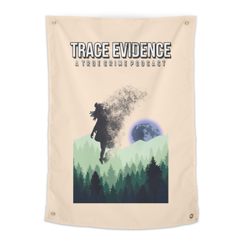 Vanishing Home Tapestry by Trace Evidence - A True Crime Podcast