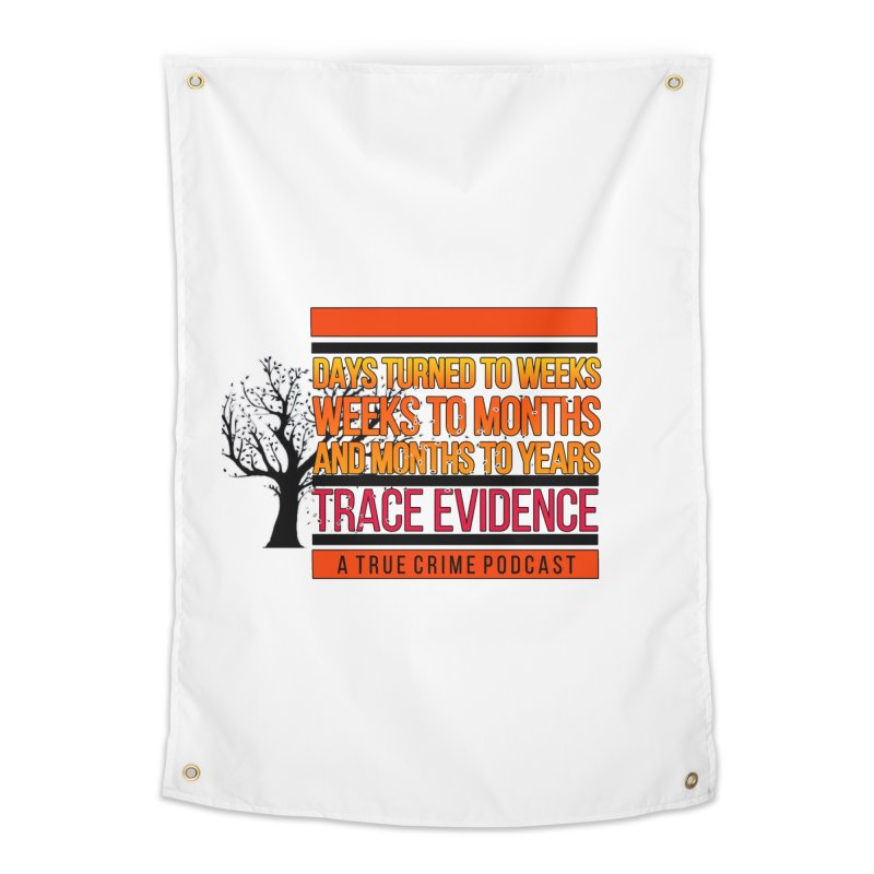 Days to Weeks Home Tapestry by Trace Evidence - A True Crime Podcast
