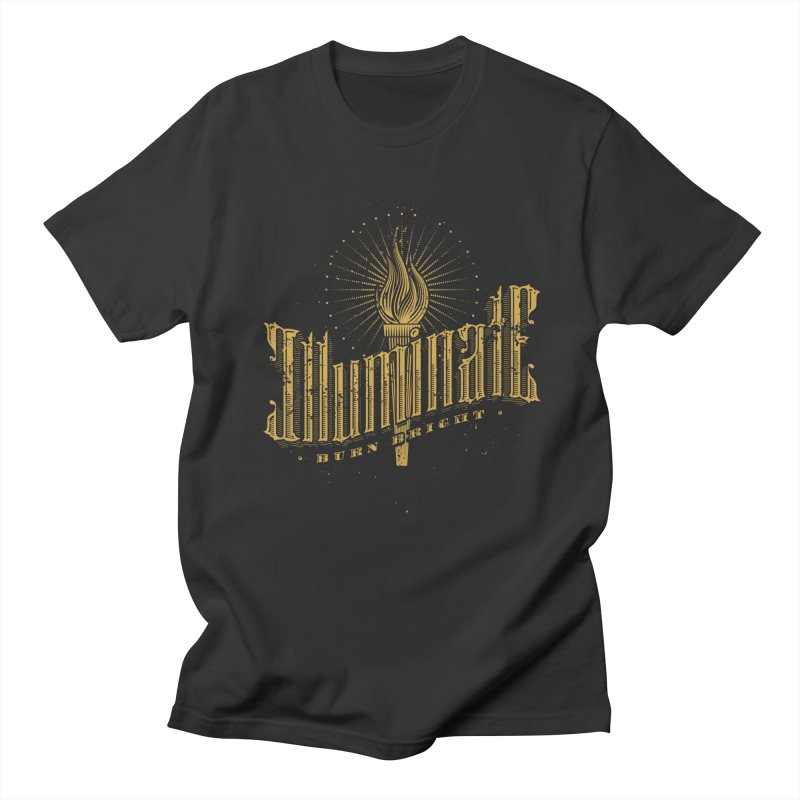 Illuminate Men's T-Shirt by tracieching's Artist Shop