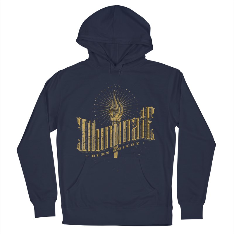 Illuminate Men's Pullover Hoody by tracieching's Artist Shop