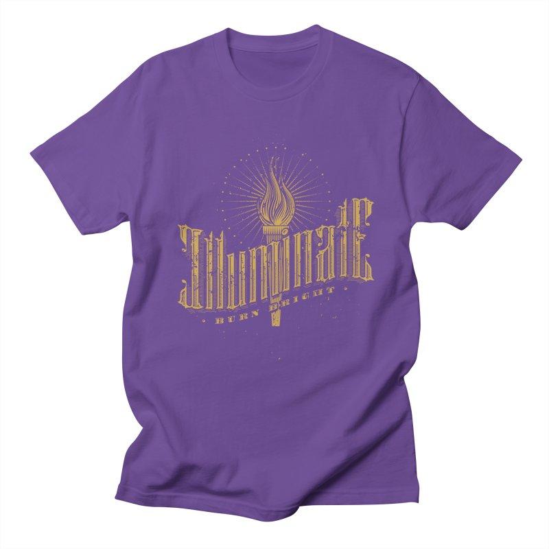 Illuminate Men's T-shirt by tracieching's Artist Shop