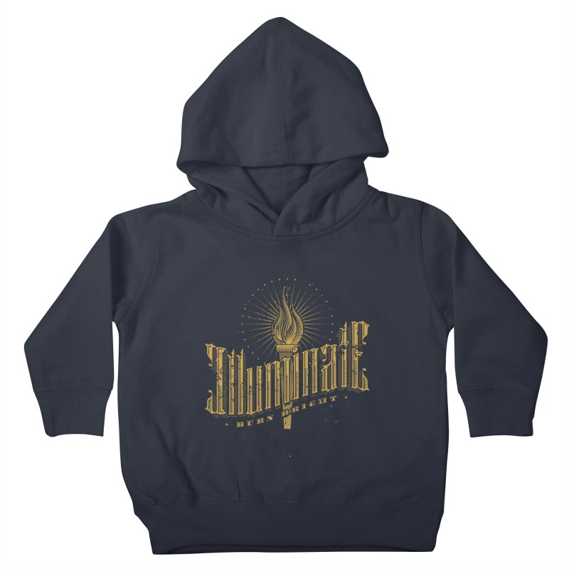 Illuminate Kids Toddler Pullover Hoody by tracieching's Artist Shop