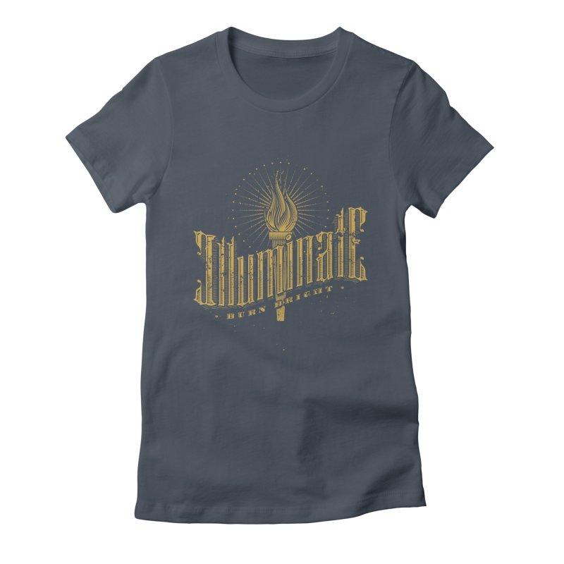 Illuminate Women's T-Shirt by tracieching's Artist Shop