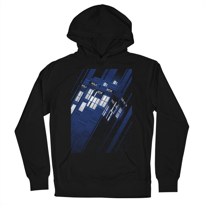 The Police Box Men's Pullover Hoody by tracieching's Artist Shop