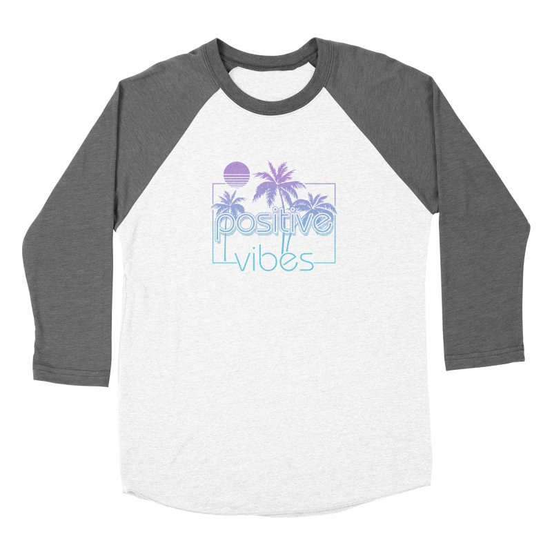 Tropikal Vibes Women's Longsleeve T-Shirt by Official Track Junkee Merchandise
