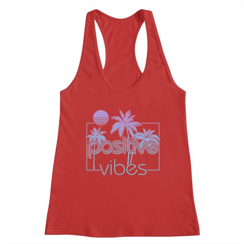 Tropikal Vibes Women's Tank by Official Track Junkee Merchandise