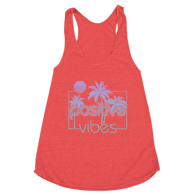 Tropikal Vibes Women's Tank by Official Track Junkee Merchandise