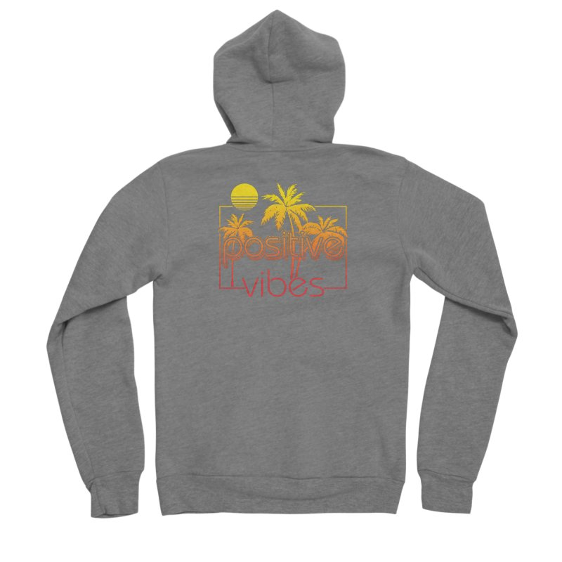 Tropikal Vibes 2 Women's Zip-Up Hoody by Official Track Junkee Merchandise