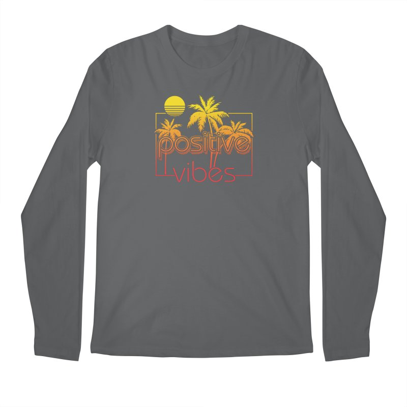 Tropikal Vibes 2 Men's Longsleeve T-Shirt by Official Track Junkee Merchandise