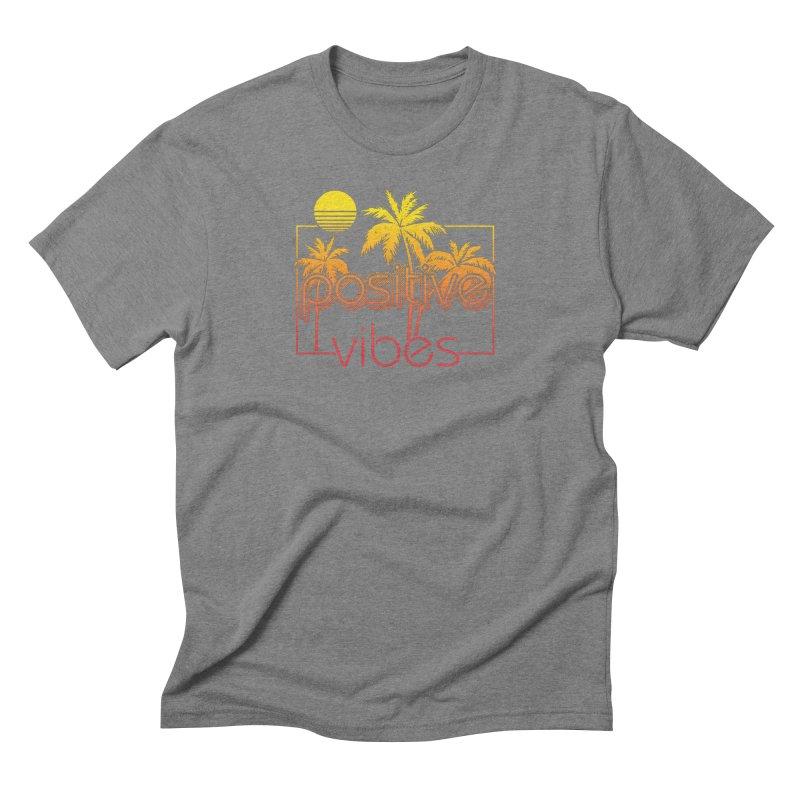 Tropikal Vibes 2 Men's T-Shirt by Official Track Junkee Merchandise