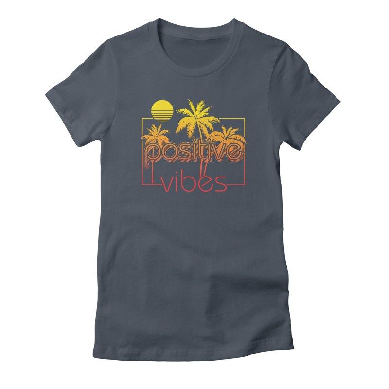 Tropikal Vibes 2 Women's T-Shirt by Official Track Junkee Merchandise