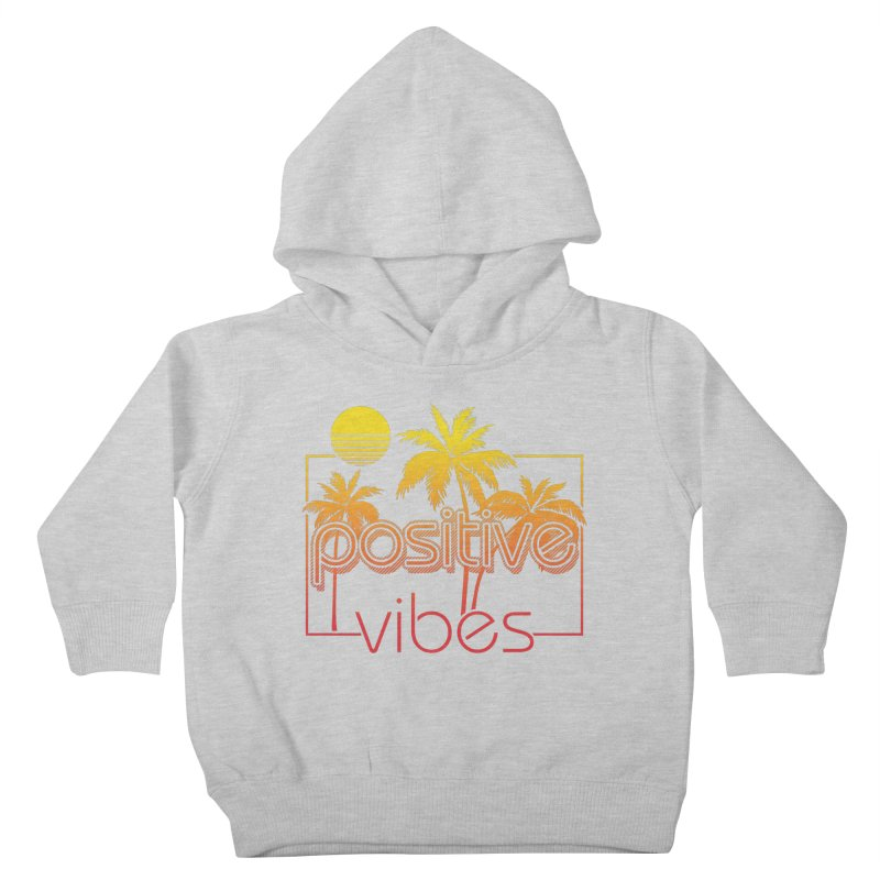 Tropikal Vibes 2 Kids Toddler Pullover Hoody by Official Track Junkee Merchandise