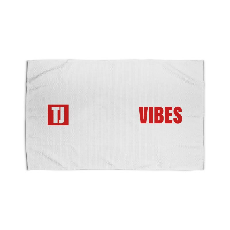 TJ Positive Vibes BOLD (Lite) Home Rug by Official Track Junkee Merchandise