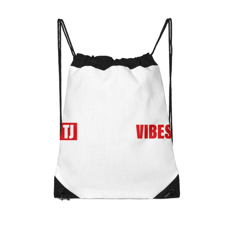 TJ Positive Vibes BOLD (Lite) Accessories Bag by Official Track Junkee Merchandise