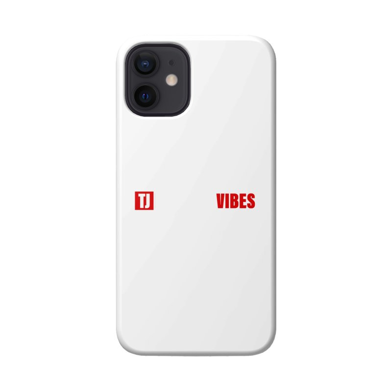 TJ Positive Vibes BOLD (Lite) Accessories Phone Case by Official Track Junkee Merchandise