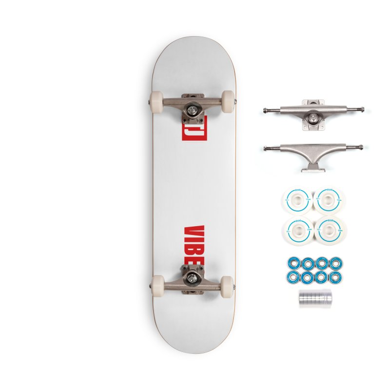 TJ Positive Vibes BOLD (Lite) Accessories Skateboard by Official Track Junkee Merchandise