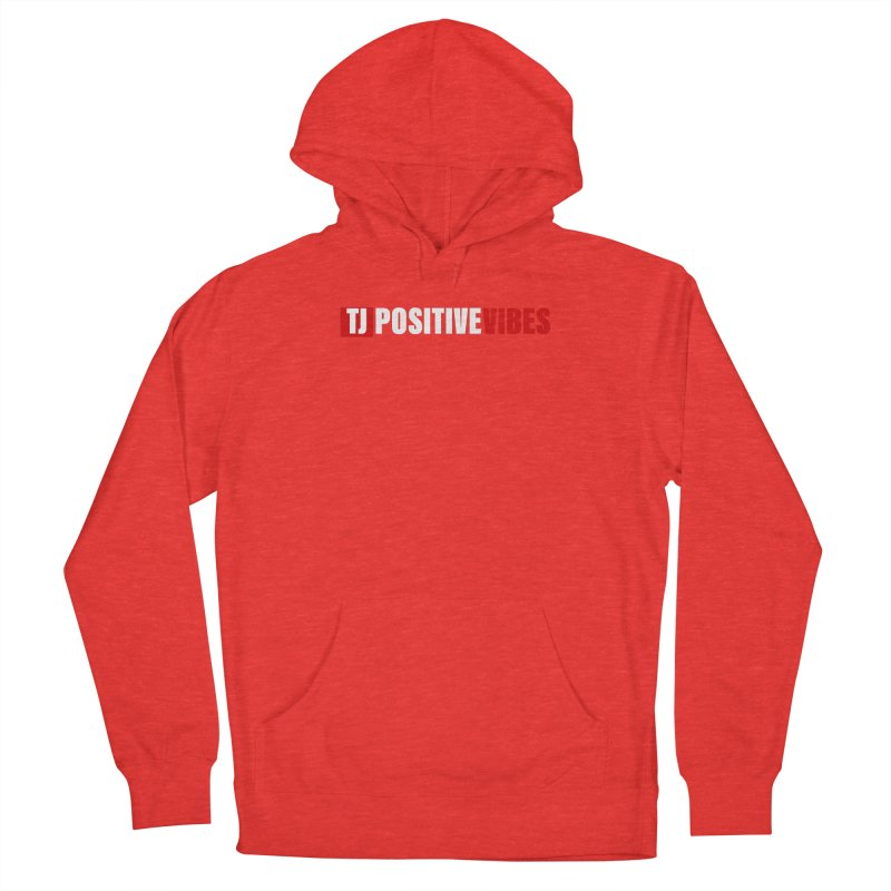 TJ Positive Vibes BOLD (Lite) Men's Pullover Hoody by Official Track Junkee Merchandise