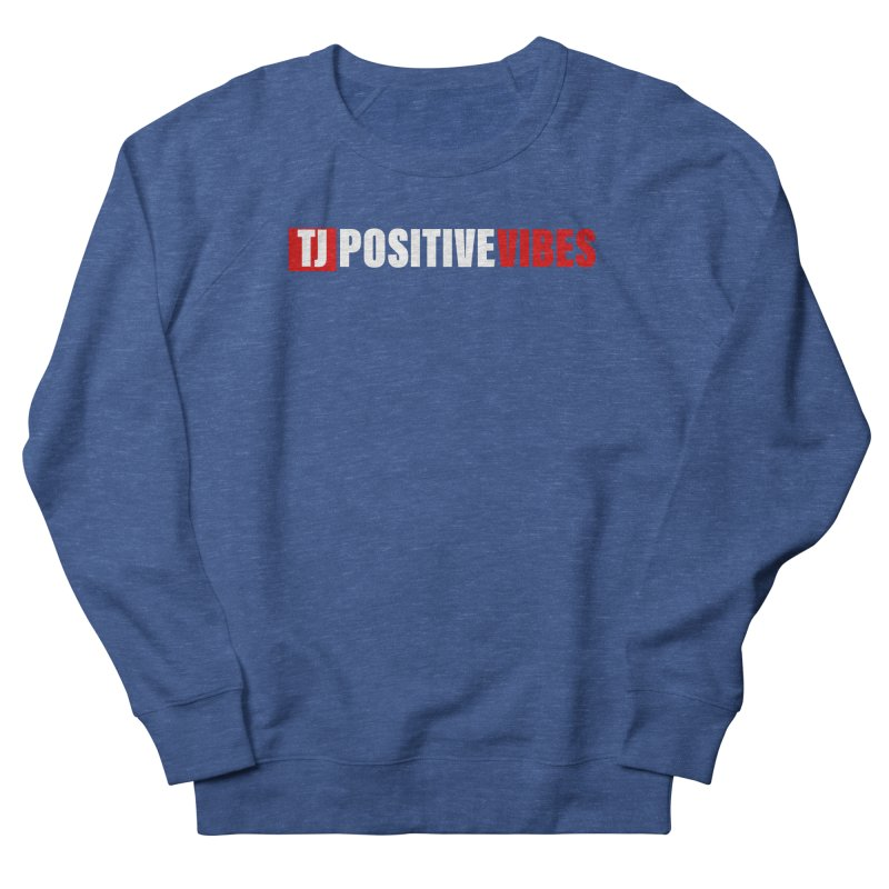 TJ Positive Vibes BOLD (Lite) Men's Sweatshirt by Official Track Junkee Merchandise