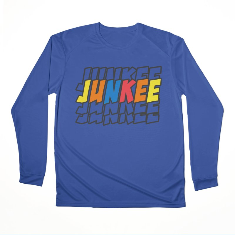 Junkee Graffiti Tee Men's Longsleeve T-Shirt by Official Track Junkee Merchandise