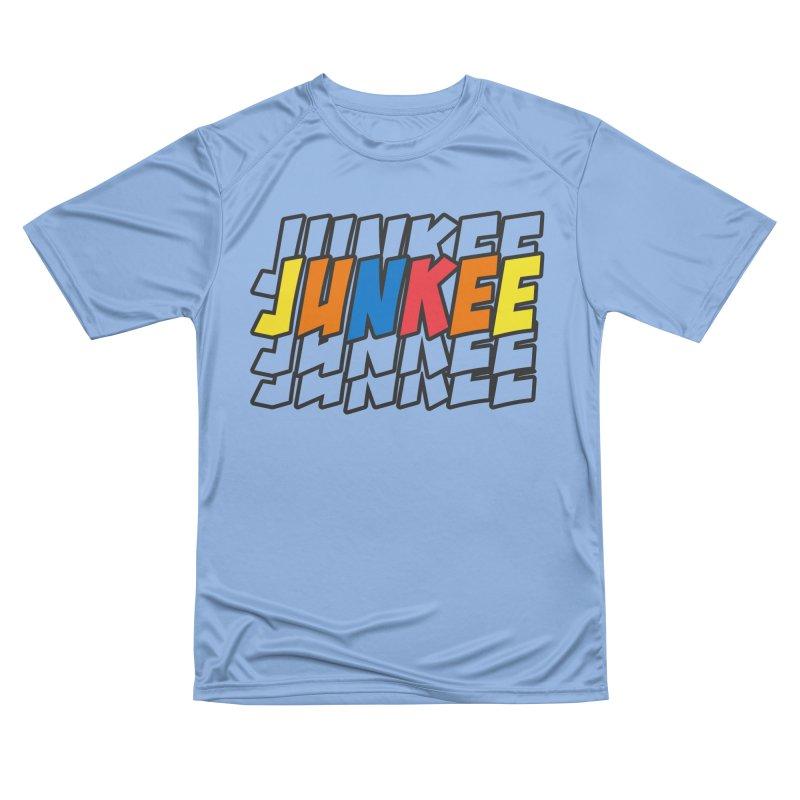 Junkee Graffiti Tee Women's T-Shirt by Official Track Junkee Merchandise