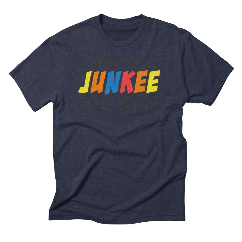 Junkee Graffiti Tee Men's T-Shirt by Official Track Junkee Merchandise
