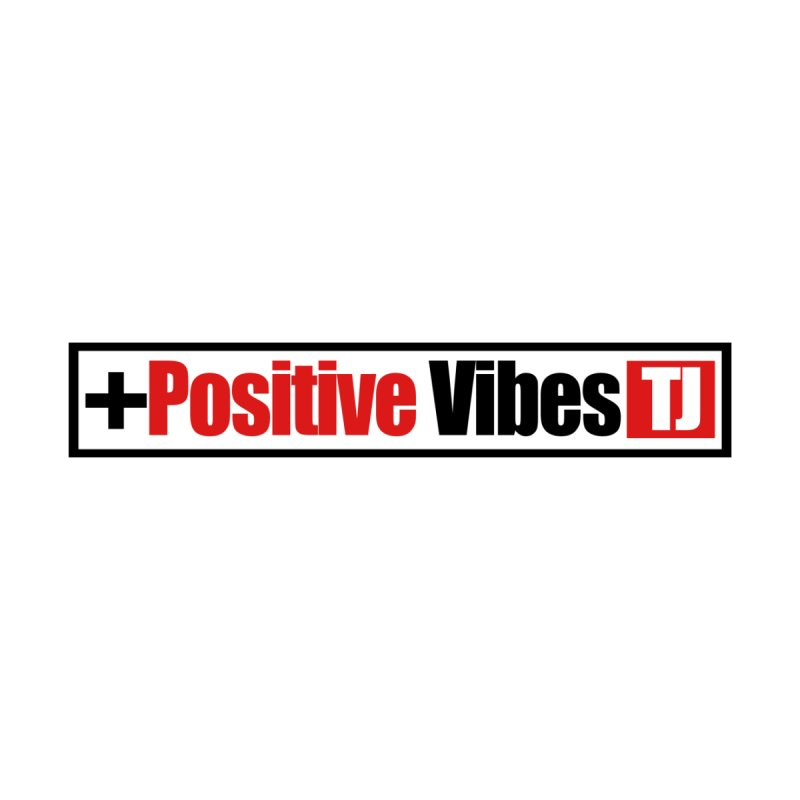 Positive Vibes Merchandise by Official Track Junkee Merchandise